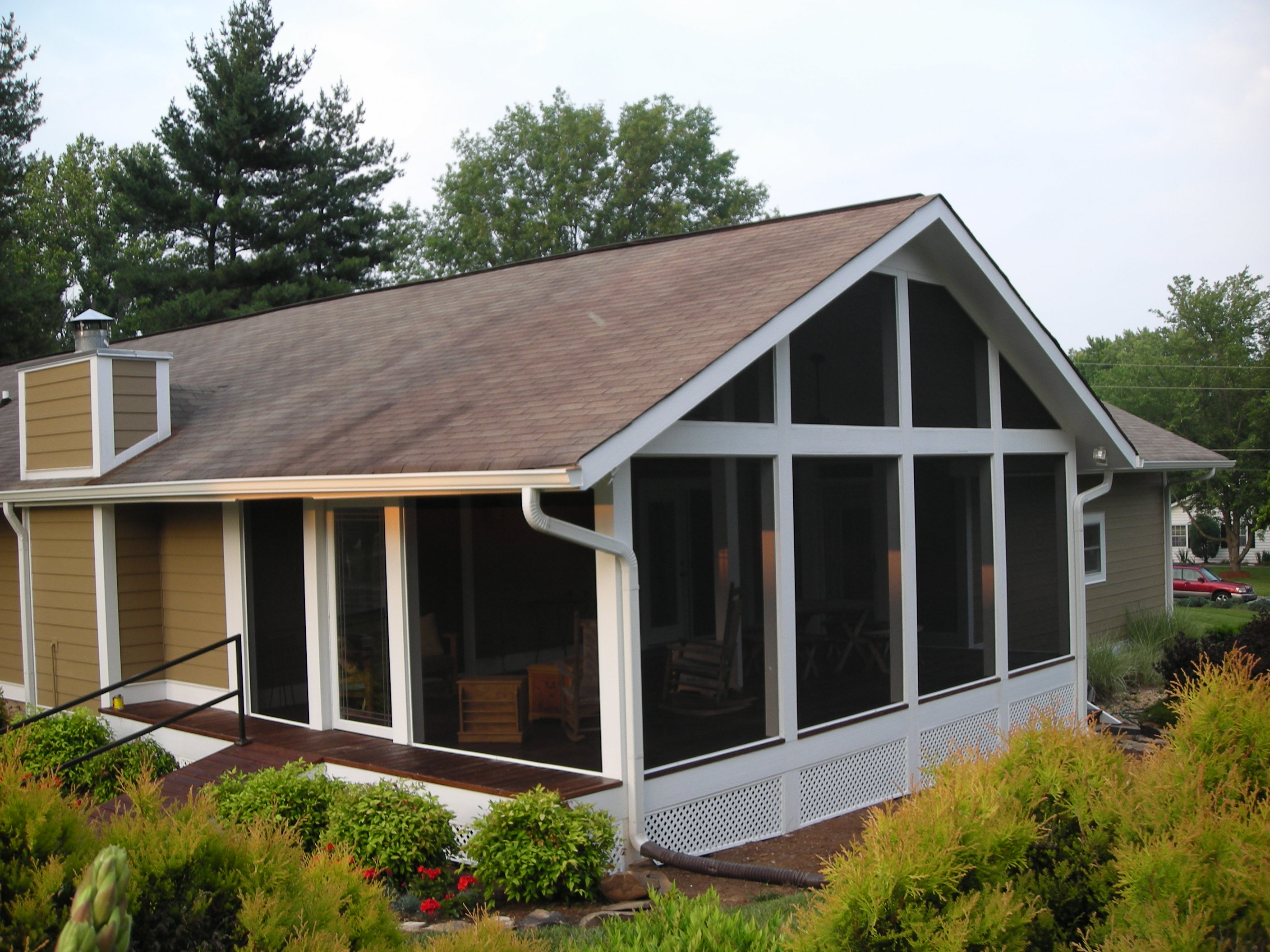 screened porch and builder systems screeneze cincinnati township oh washington screen tag dayton deck