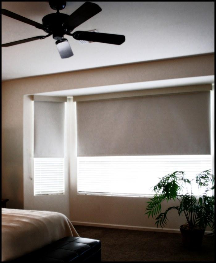 Interior Window Roller Shades : Retractable screens patio screen doors